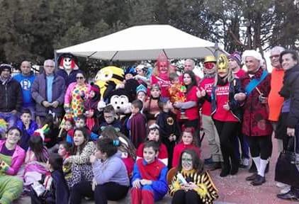 Siracusa, festa di Carnevale in via Algeri per bambini e famiglie