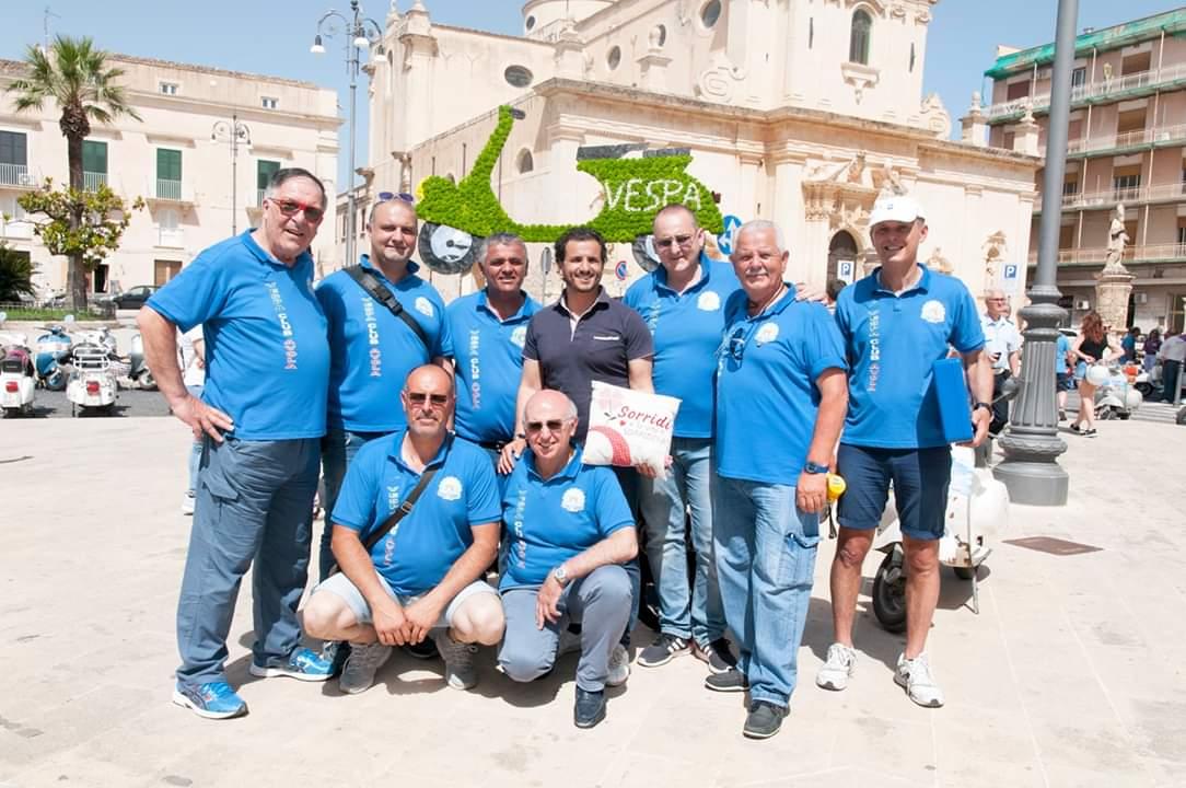 Trecento 'vespisti' siciliani si radunano ad Avola fra arte e gastronomia