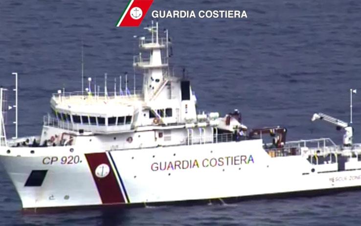 Riprese le ricerche del cadavere del migrante annegato ieri nell'Agrigentino