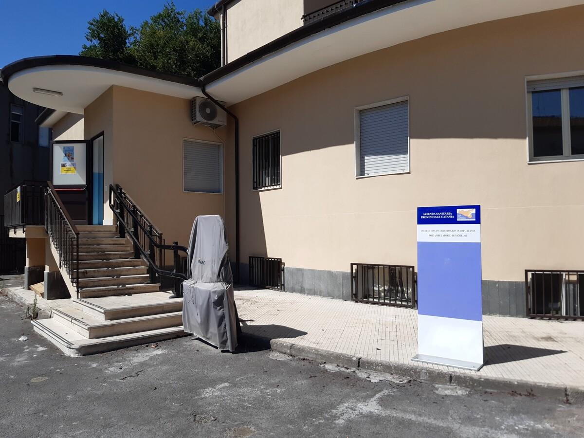 Nicolosi, ritorna operativa la sede della Guardia medica