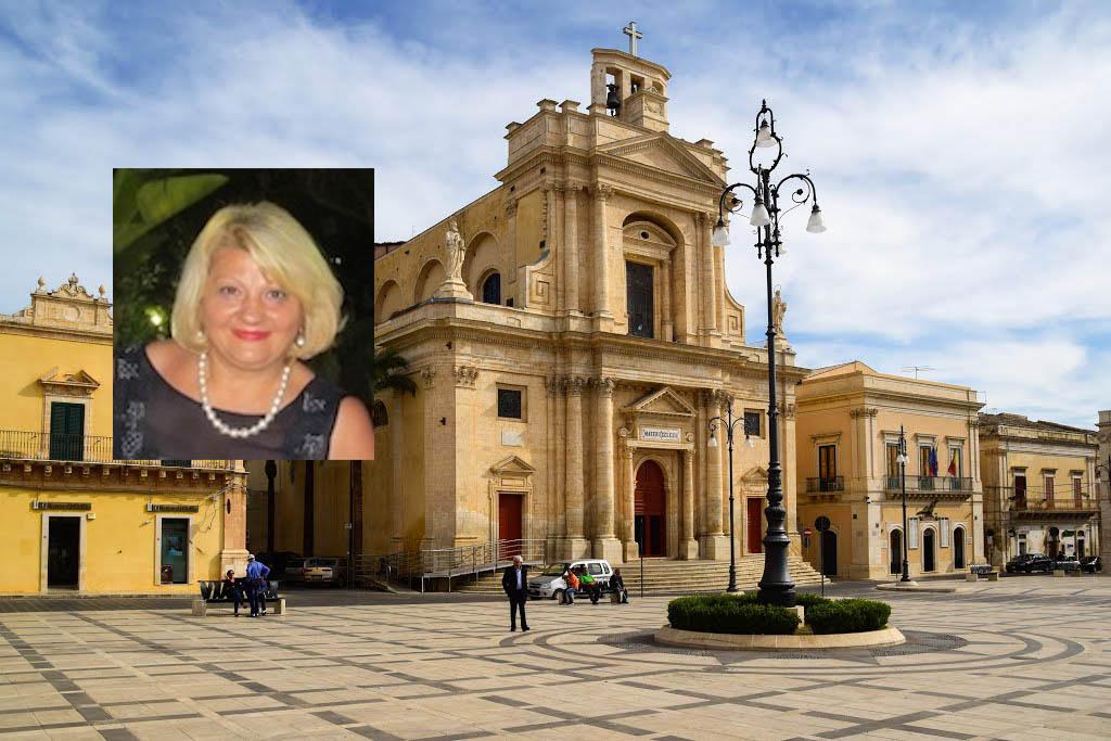 Rosolini, oggi alla Matrice alle 15,30 i funerali della signora Gennuso