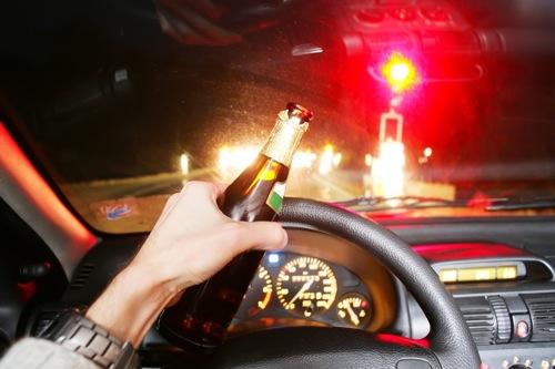Un operaio di Floridia denunciato per guida in stato di ebbrezza