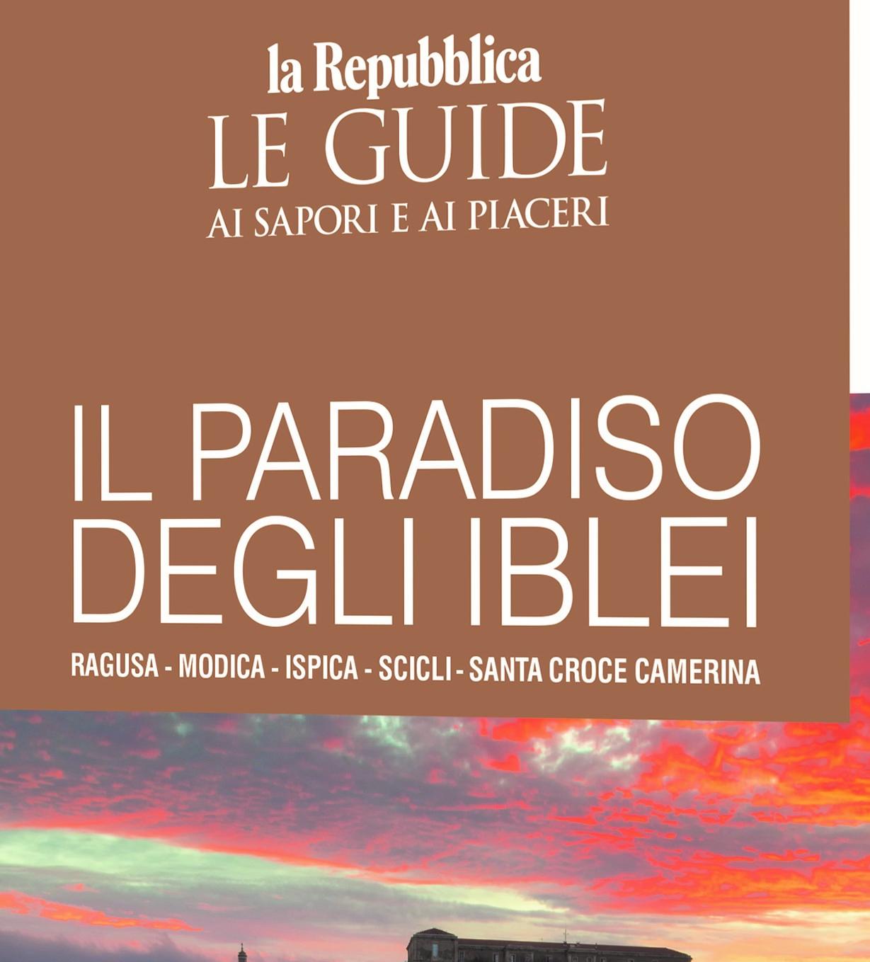 """Turismo, sabato in edicola con Repubblica la guida """"Il paradiso degli Iblei"""""""