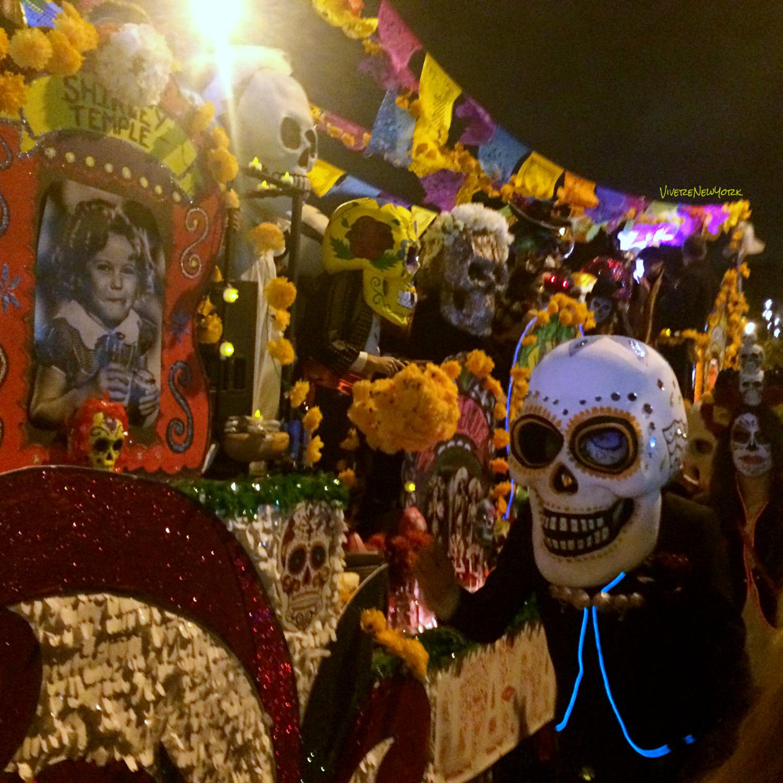 Halloween: la protesta sfila a Palermo, cento 'santi' in campo