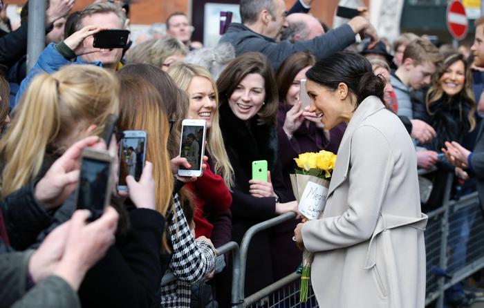 Scelti i fiori per il matrimonio di Harry e Megham Markle