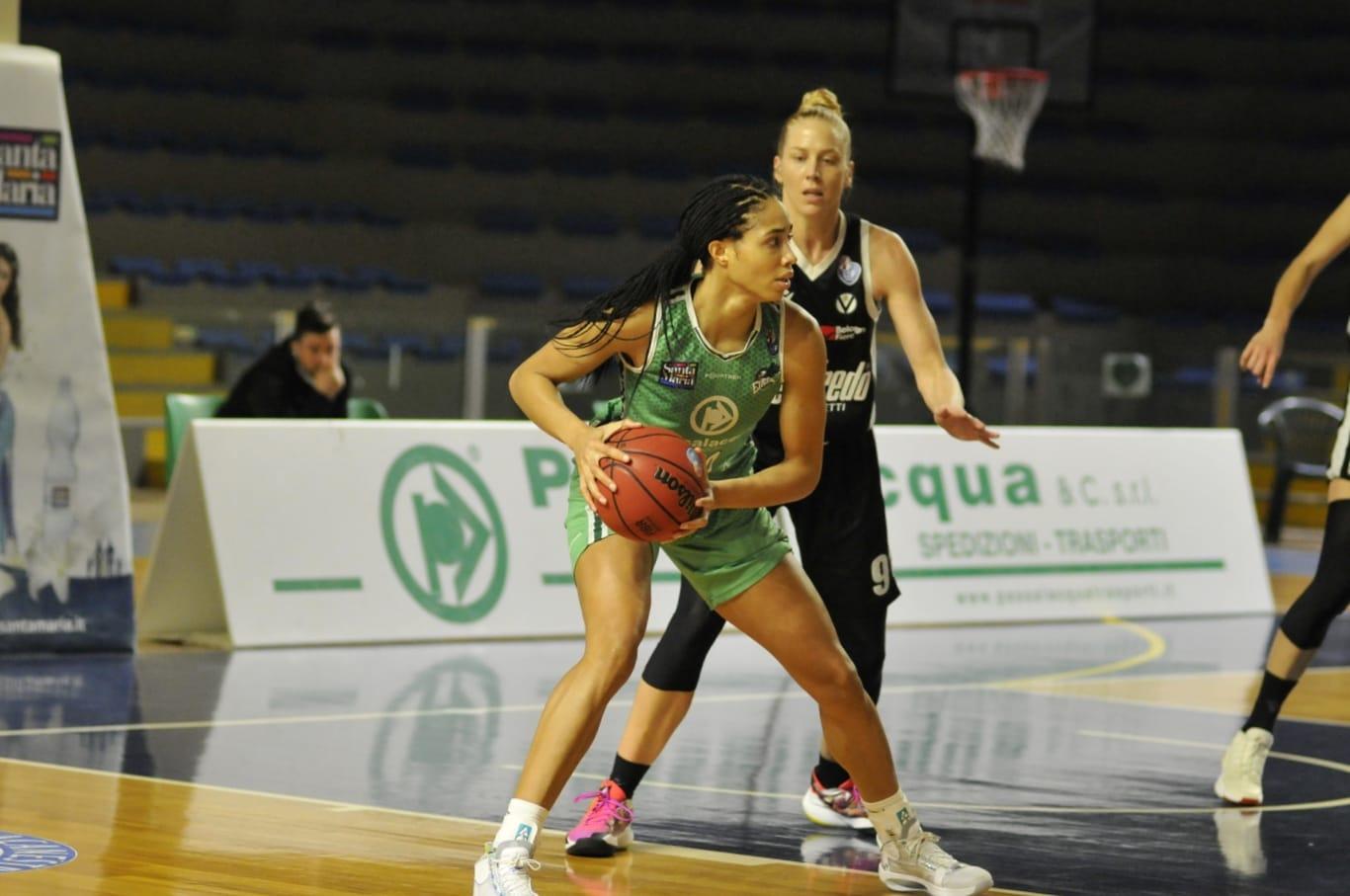 Basket donne, ottava vittoria consecutiva per Ragusa: messo sotto Bologna 86-82