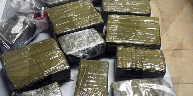 Corriere della droga arrestato ad Agrigento con 8 panetti di hashish