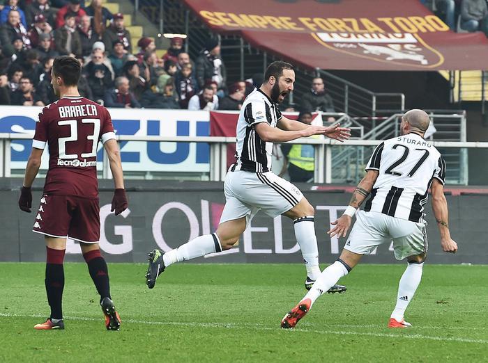 Il Toro resiste per 83 minuti, poi la Juventus vince in rimonta