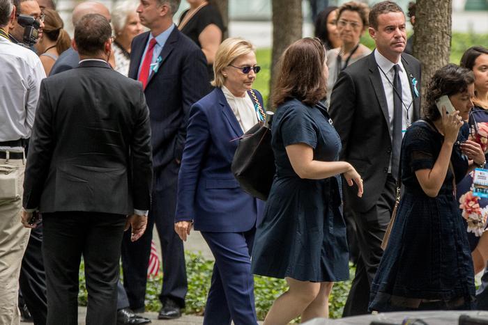 Dubbi sulla salute di Hillary Clinton, Trump: io sto bene