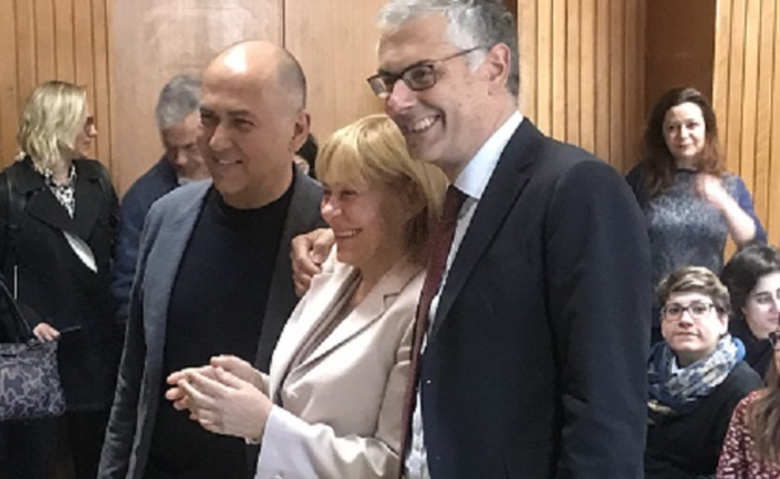 Cinema,  il regista Ozpetek a Palermo: incontro e laurea Honoris Causa