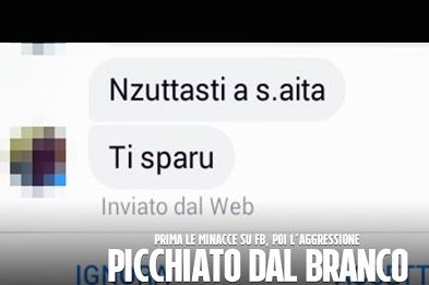 Critica Sant'Agata su fb, insulti e pestaggio: 8 minori denunciati