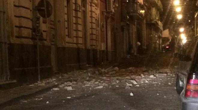 """Terremoto a Catania, Musumeci: """"In costante contatto con la Protezione civile"""""""