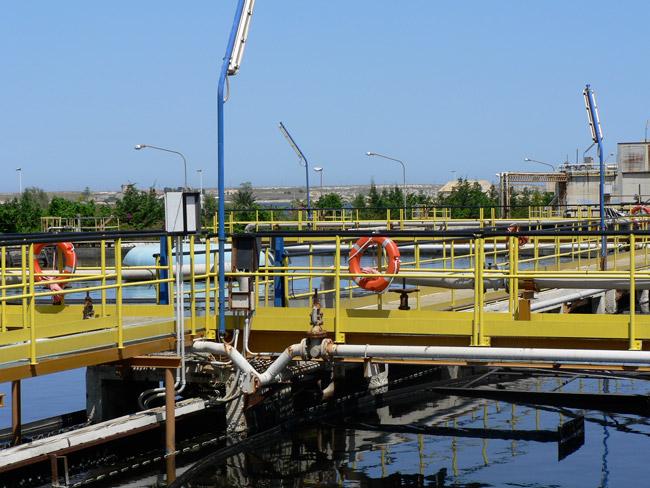 Industria acque siracusane, Vinciullo: