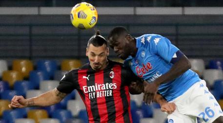 Il Milan sbanca al San Paolo, batte il Napoli ( 1 - 3 ) ed è capolista solitario