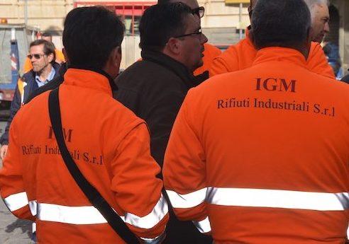 Siracusa, la Cisl: emolumenti ancora da pagare ai lavoratori Igm