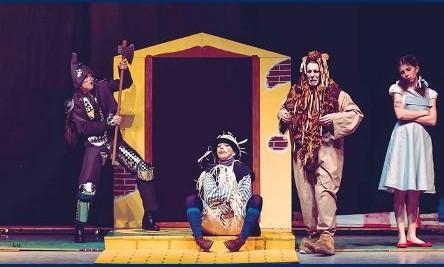 """Modica, teatro per ragazzi: domenica 26 al Garibaldi il """"Mondo di Oz"""""""