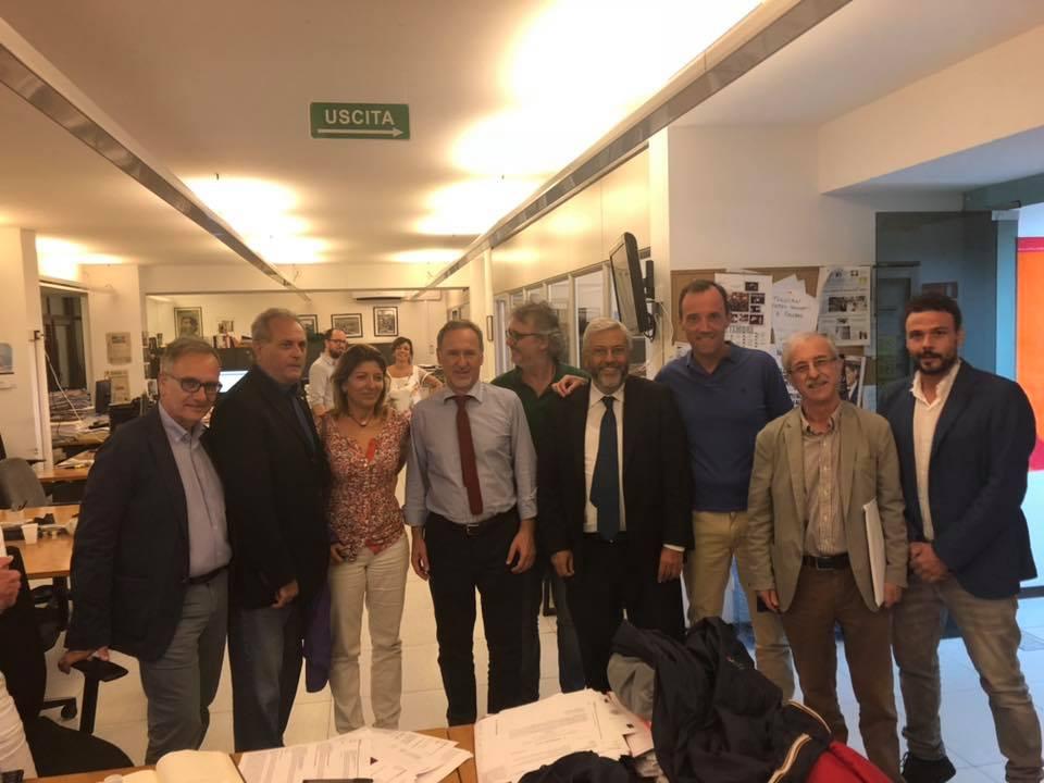 Il questore di Palermo incontra magistrati argentini e messicani