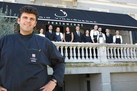 """San Valentino, ecco il menù """"Conosciamoci"""" dello chef Ilario Vinciguerra"""