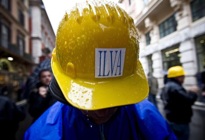 Fermata l'acciaieria dell'Ilva, sciopero di 24 ore a Taranto