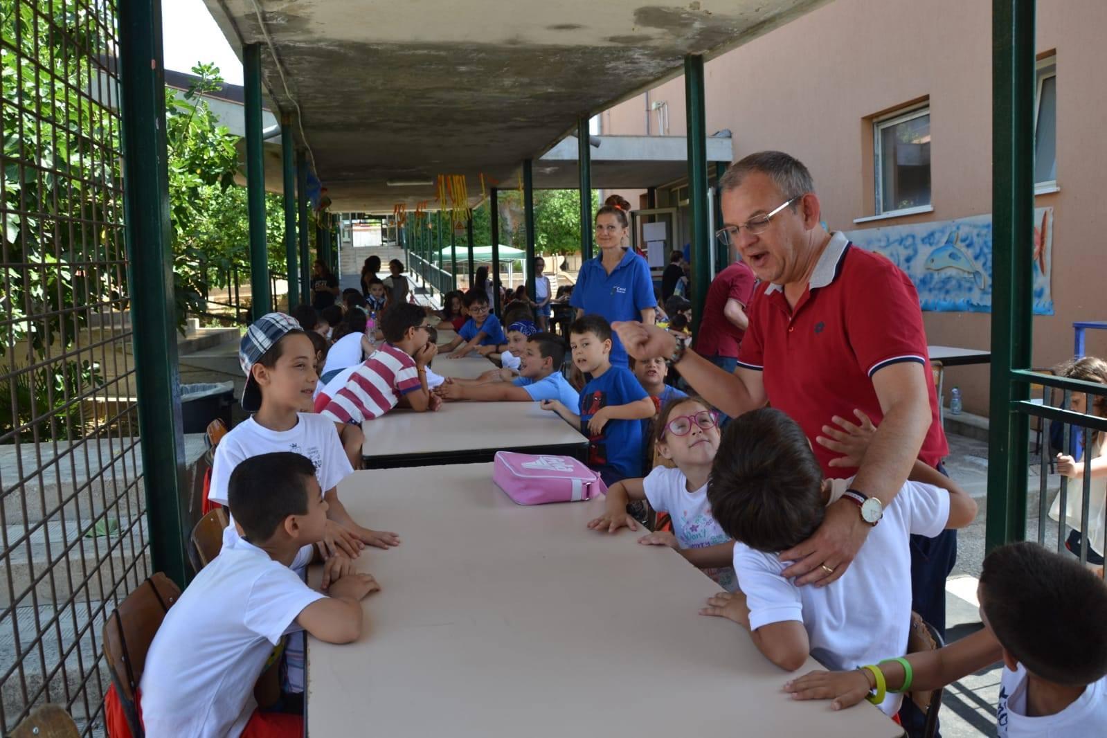 'R...Estate a scuola', progetto a Rosolini grazie al contributo dei privati