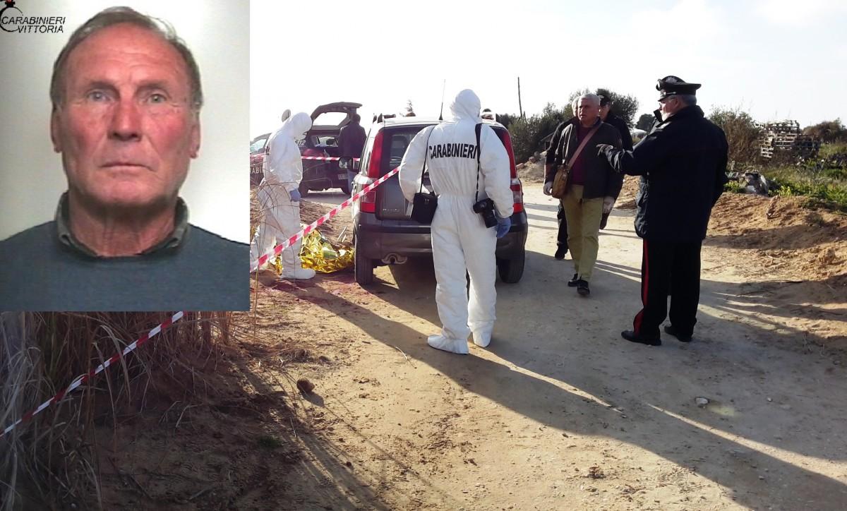 Omicidio nel Ragusano: ritrovata l'arma del delitto