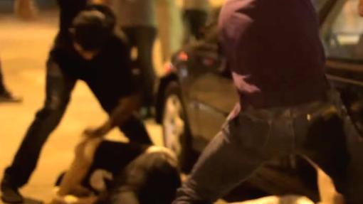 Rissa in pieno centro a Cassibile, quattro uomini denunciati