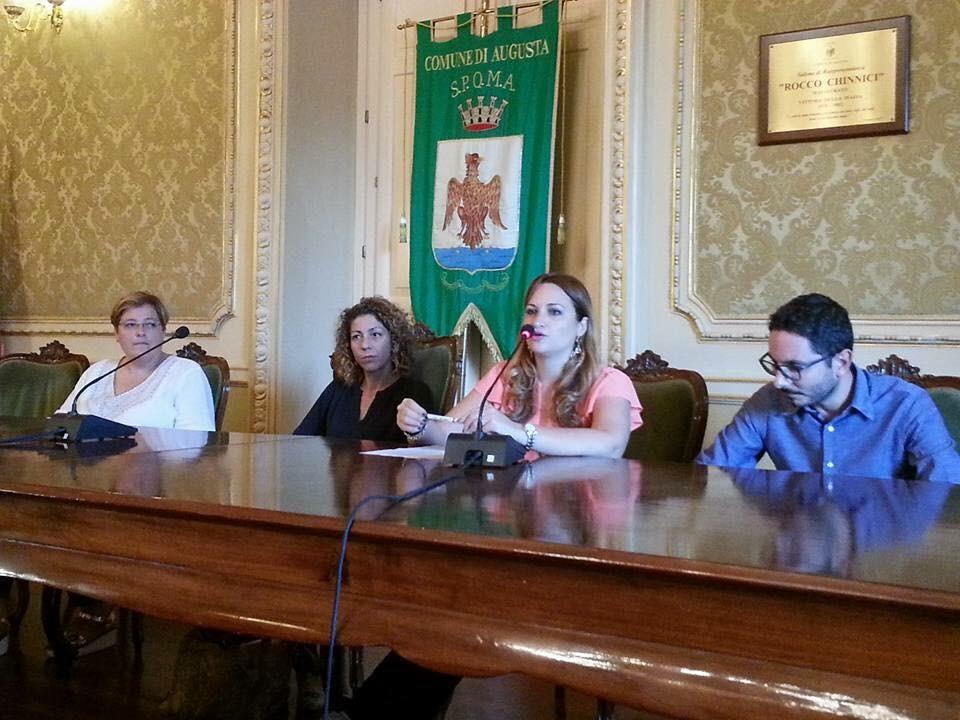 Augusta, il coordinamento artistico culturale incontra il sindaco e l'assessore Sirena