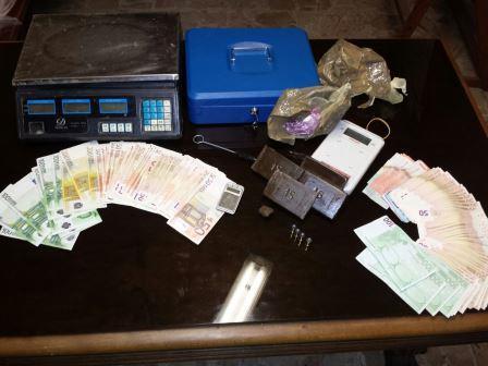 Catania, 4 arresti per detenzione e spaccio di stupefacenti