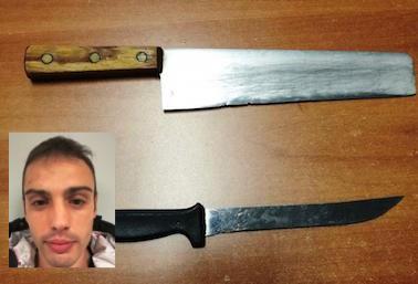 Catania, accoltella il fratello: arrestato un 28enne