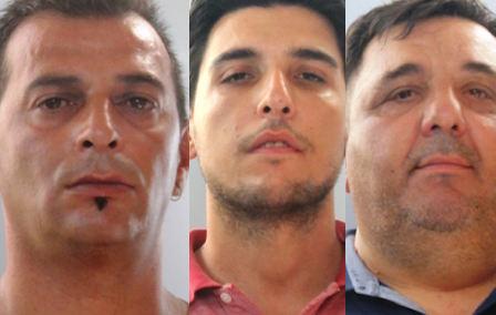 Tentano il furto all'Acquapark di Siracusa, tre persone arrestate