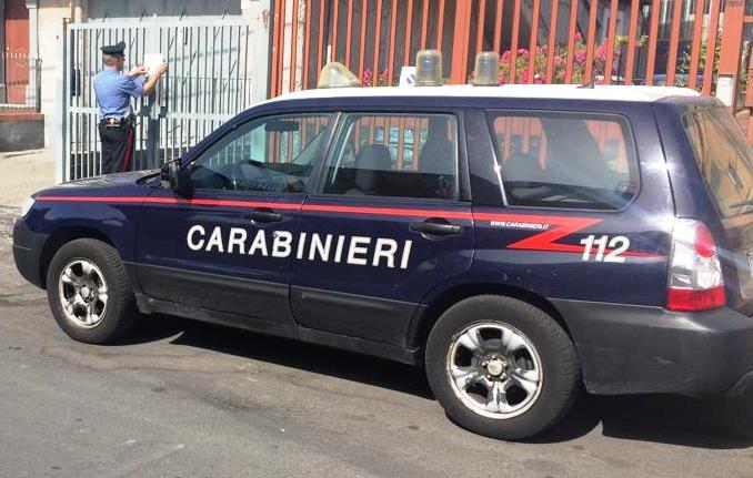 Officine illegali nel Catanese, scatta il sequestro dei carabinieri