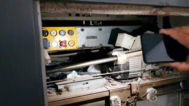 Armi nascoste in un ascensore a Siracusa, scatta il sequestro