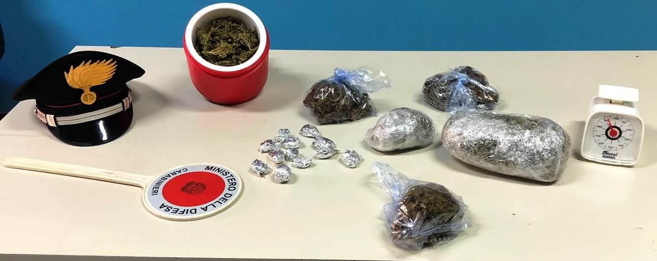 Mascalucia, droga nascosta nella centralina elettrica: arrestato