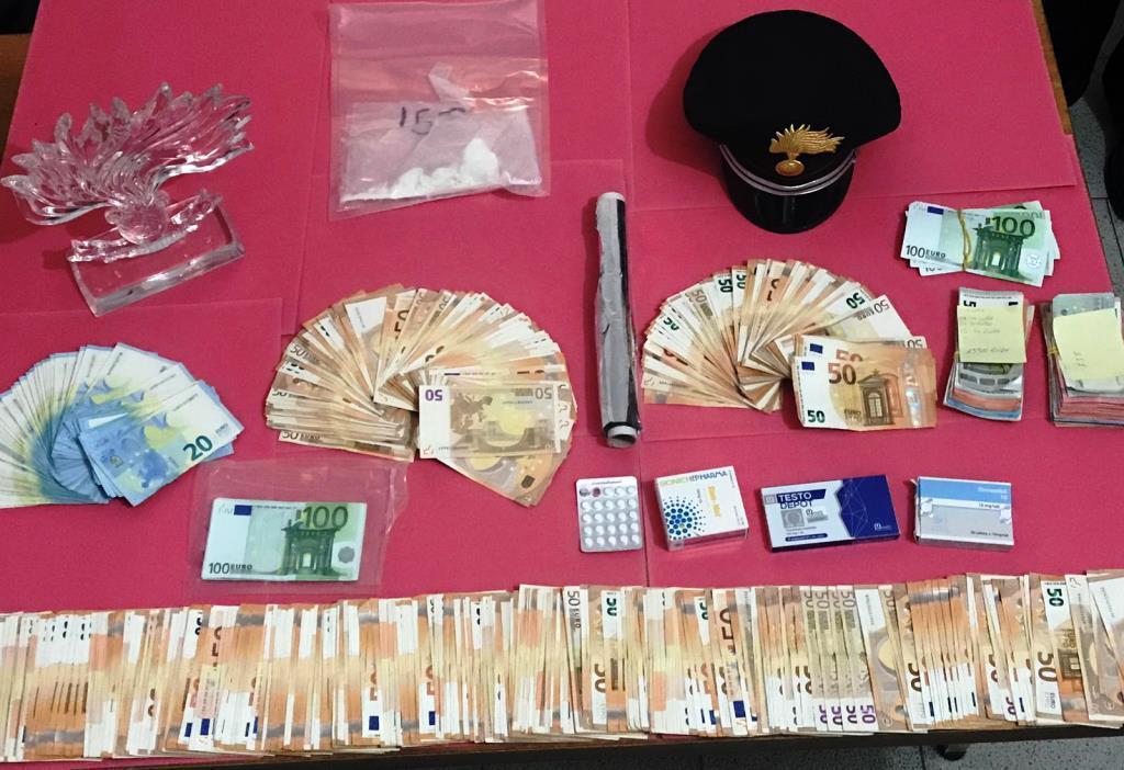 Militello Val Catania, ristoratore ai domiciliari per spaccio di droga
