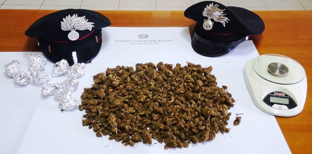 Nascondeva la marijuana nel tubetto delle patatine: arrestato a Vizzini