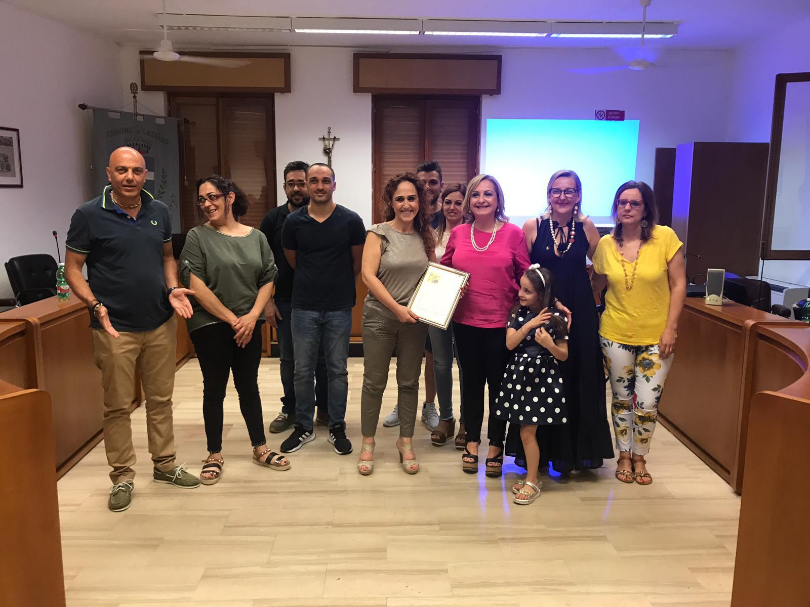 Il Consiglio di Cassaro dice sì alla 'Carta dei diritti della bambina'