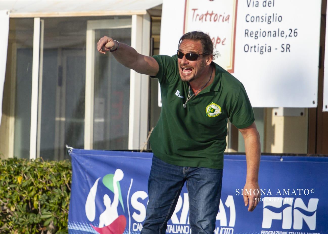 Pallanuoto, sfida d'alta quota a Siracusa tra l'Ortigia e la Management