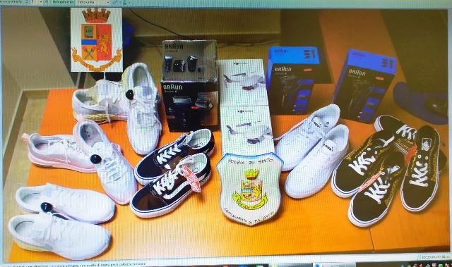 Rubano scarpe in un Centro commerciale di Ragusa: presi a Lentini
