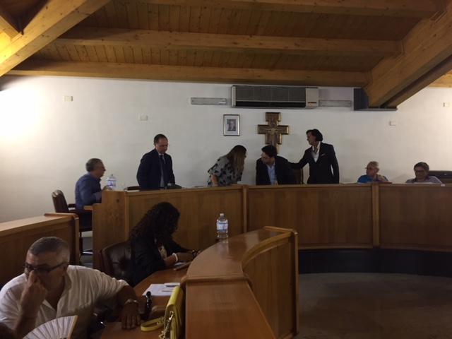 Rosolini, la maggioranza prende tutto: Gerratana presidente dell'Aula (FOTOCRONACA)