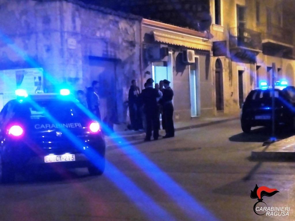Santa Croce Camerina, controlli dei Carabinieri nei luoghi più frequentati
