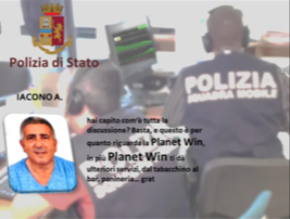Scommesse online, arrestato a Pachino Nino Iacono
