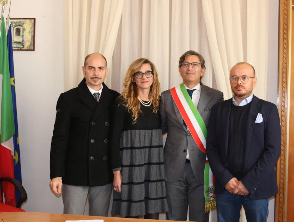Rosolini, il sindaco Calvo nomina la nuova Giunta comunale