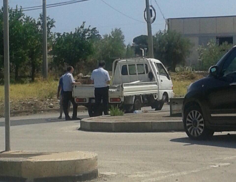 Avola, incidente alla circonvallazione, due mezzi coinvolti