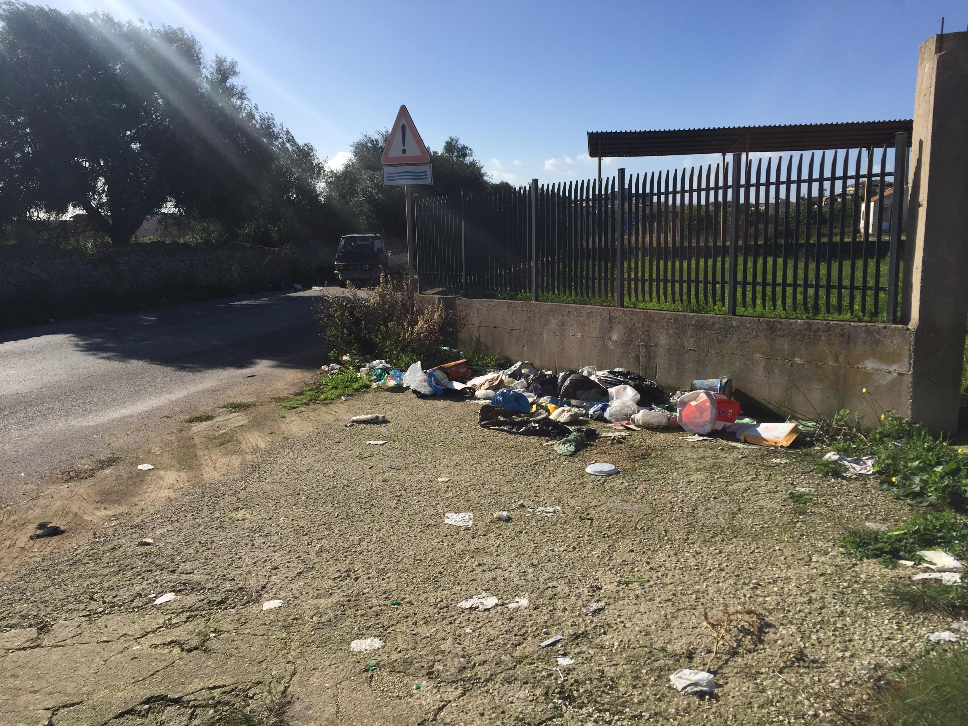"Ex assessore di Floridia, Bastante: ""Troppi rifiuti in periferia"""