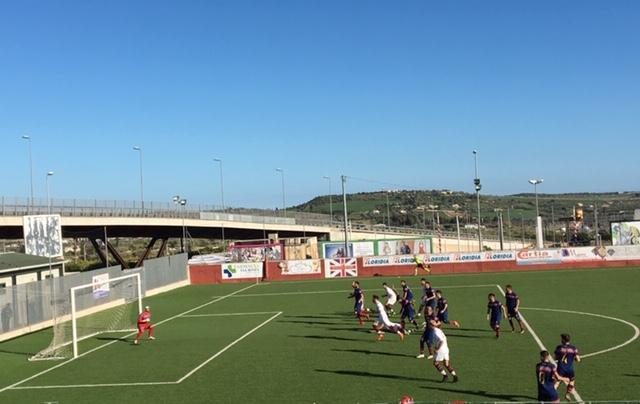 Calcio Eccellenza, Rosolini battuto dall'Atletico Catania nei minuti finali