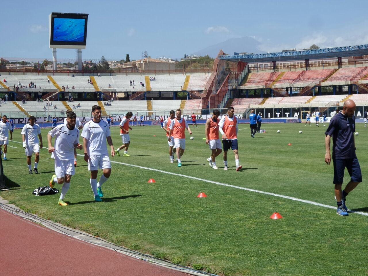 Siracusa senz'anima perde  il derby col Catania: quando si sveglia è troppo tardi