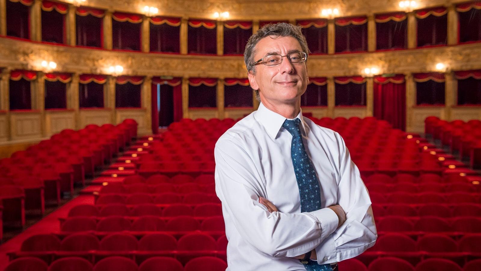 Siracusa, Antonio Calbi è il nuovo sovrintendente dell'Inda