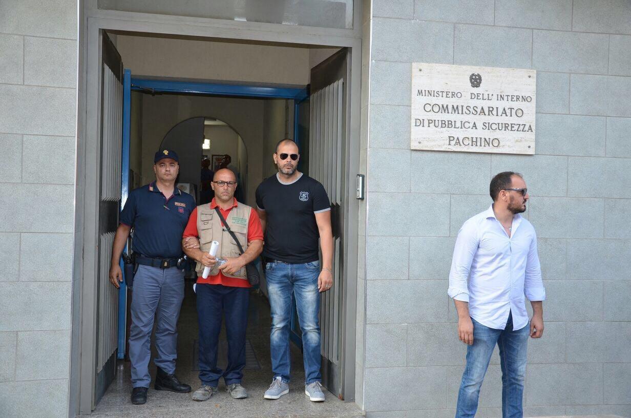 Tentata estorsione all'onorevole Gennuso, arrestati 3 fratelli di Portopalo