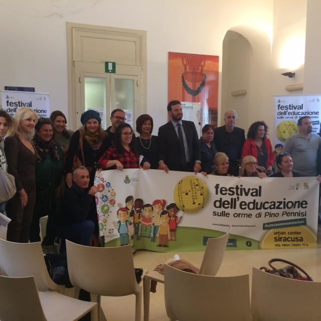 """Presentato a Siracusa il """"Festival dell'educazione"""""""