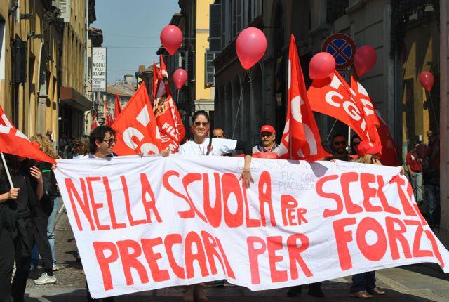 Co scuola: Cgil Palermo e Nidil esprimono soddisfazione per l'ok alla stabilizzazione